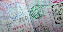 Visa free travel throughout the EU